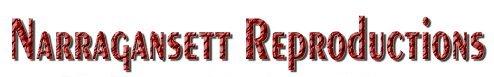 Narragansett Reproductions Co Logo